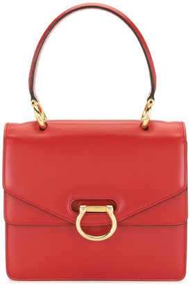 Céline Pre-Owned Double Flap Tote Bag