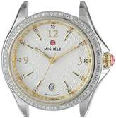 Michele Women's 'Belmore' Swiss Quartz Stainless Steel Casual Watch Head, Color:Two Tone (Model: MW29A01C5942)