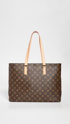 Shopbop Archive Louis Vuitton Luco Monogram Bag