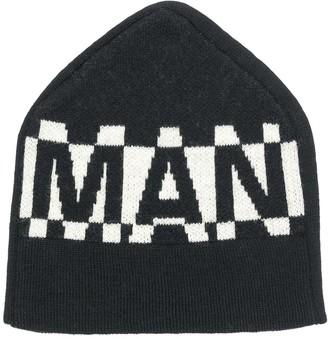 Junya Watanabe Man knitted beanie