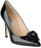 LK Bennett L.K.Bennett Phoebe Flower Stiletto Court Shoes
