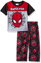 "Spiderman Little Boys' Toddler ""Super Hero"" 2-Piece Pajamas"