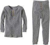 Burt's Bees Baby Pajama Tee And Pant Set (Baby) - Ivory-12 Months