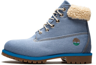Timberland 6 inch Fabric 'Just Don x Timberland' Shoes - Size 5