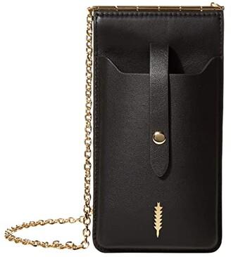 THACKER Nora Phone Crossbody (Miel) Handbags