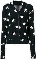 Norma Kamali star print jacket