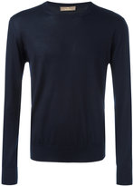Cruciani casual jumper - men - Silk/Cashmere - 52