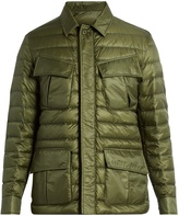 Moncler Dereck quilted down jacket