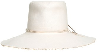 Zimmermann Diamond Vent Fedora Hat