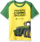 John Deere Big Boys' Making Tracks Tee