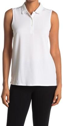 Puma Flow Sleeveless Polo Shirt