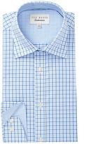Ted Baker Shalke Trim Fit Dress Shirt