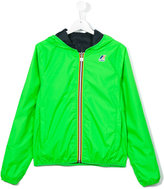 K Way Kids - reversible jacket - kids - Polyamide/Polyester - 16 yrs