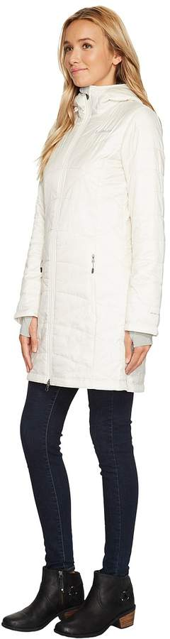 Columbia Mighty Litetm Hooded Jacket Women's Coat
