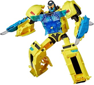 Transformers Bumblebee Cyberverse Adventures Officer Class Bumblebee