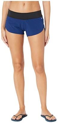 Hurley Phantom Beachrider Boardshorts (Blue Void) Women's Swimwear