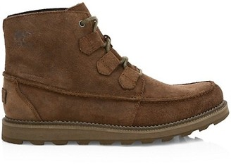 Sorel Caribou Madison Waterproof Suede Boots