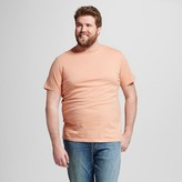 Mossimo Men's Big & Tall Crew Neck Core T-Shirt with Pocket
