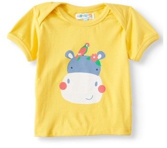 Rockin' Baby Coyote & Co. Baby Girl Graphic T-shirt