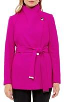 Ted Baker Elethea Short Belted Coat