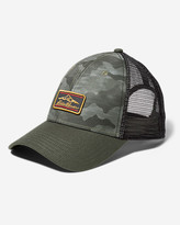 Eddie Bauer Graphic Hat - Camo Mountain