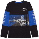Dc Comics Batman-Print T-Shirt, Big Boys (8-20)