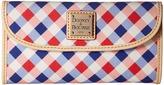 Dooney & Bourke Elsie Continental Clutch