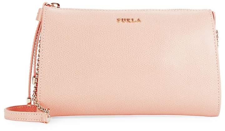 Furla Women's Mini Leather Crossbody Bag
