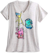 Disney Inside Out Sketch Tee for Women