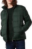 Topman Men's Rade Heavyweight Puffer Jacket