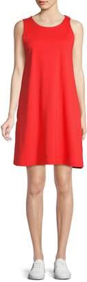 Design Lab Organic Cotton Swing Tank Dress