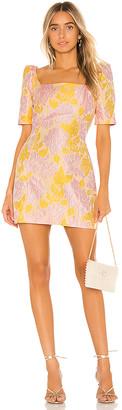 Nookie Solana Sleeve Mini Dress