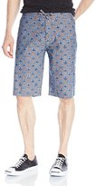 Vivienne Westwood Men's Orb Printed Chambray Bob Short