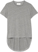 The Great The Shirttail Jersey T-shirt - Dark gray