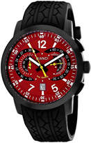 Roberto Bianci Mens Black Bracelet Watch-Rb70964