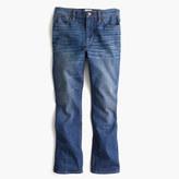 J.Crew Billie demi-boot crop jean in Parkgate wash