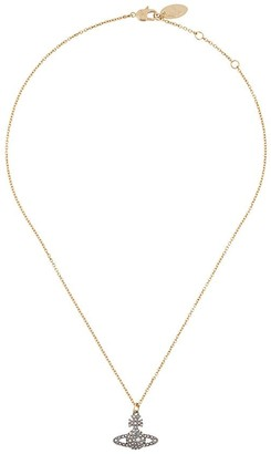 Vivienne Westwood Grace bas relief necklace