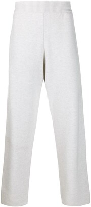 Barrie Wide-Leg Trousers