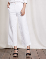 Boden Rachel Wide Crop Chino Pant