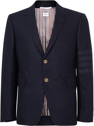 Thom Browne 4-Bar classic blazer