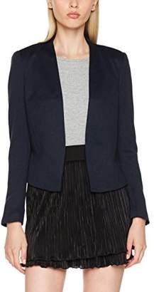 Vero Moda Women's Victoria Plain Long Sleeve Blazer,8 (Manufacturer Size: )
