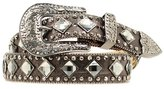 Nocona Western Belt Womens Diamond Bling Crystal L N3494801