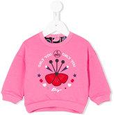 Kenzo reversible patterned sweater