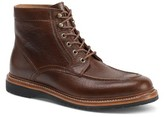 Trask Men's 'Andrew Mid' Apron Toe Boot