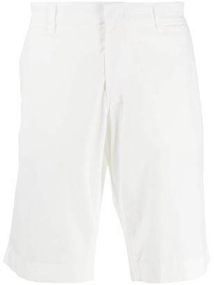 Fay Slim-Fit Bermuda Shorts