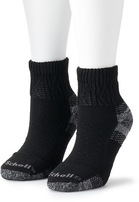 Dr. Scholl's Women's Diabetes & Circulatory Advanced Relief 2-pk. Ankle Socks