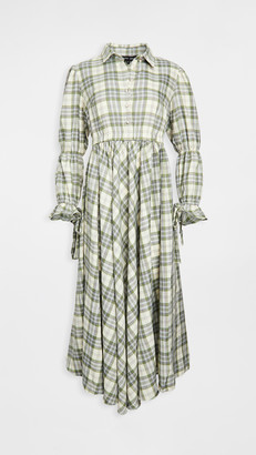 Sister Jane Humble Check Midi Dress