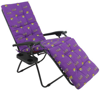 College Covers Louisiana State Tigers Zero Gravity Chair Cushion, 20x72x2