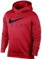 Nike Men's Basketball Fleece Hoodie