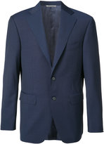 Canali two-button blazer - men - Wool - 48